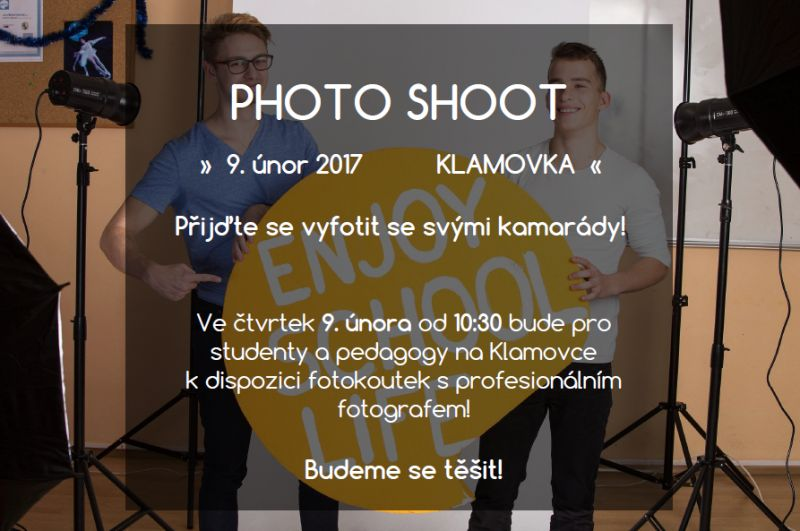 Photo shoot na Klamovce